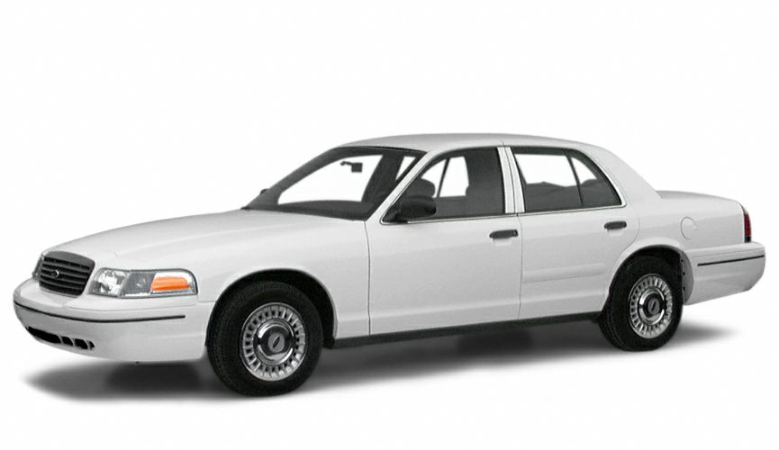 2000 Ford Crown Victoria Information