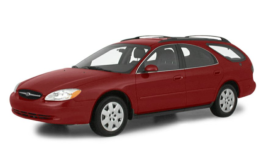 2000 Ford Taurus Se 4dr Station Wagon Pictures