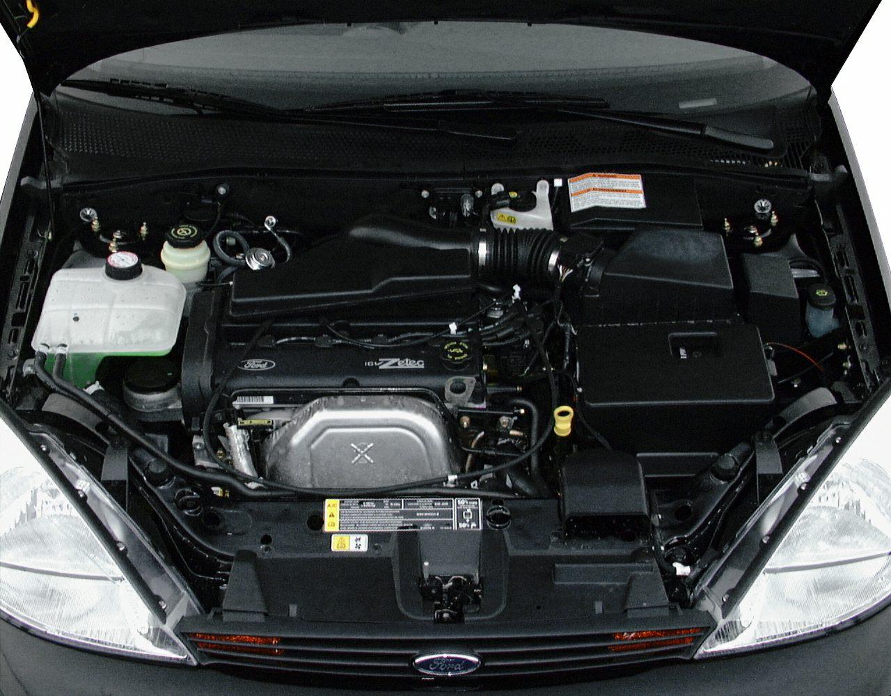 2000 Ford Focus Exterior Photo