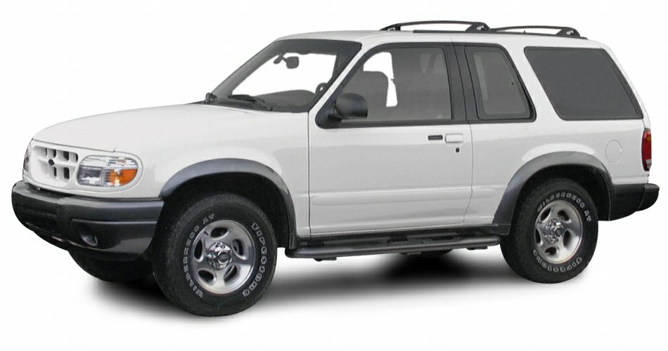 2000 ford explorer information