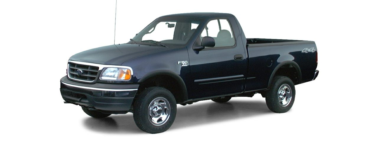 2000 ford f 150 xl 4x4 regular cab styleside 120 2 in wb. Black Bedroom Furniture Sets. Home Design Ideas