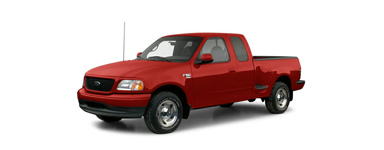 2000 ford f 150 xlt 4x4 super cab flareside 138 8 in wb. Black Bedroom Furniture Sets. Home Design Ideas