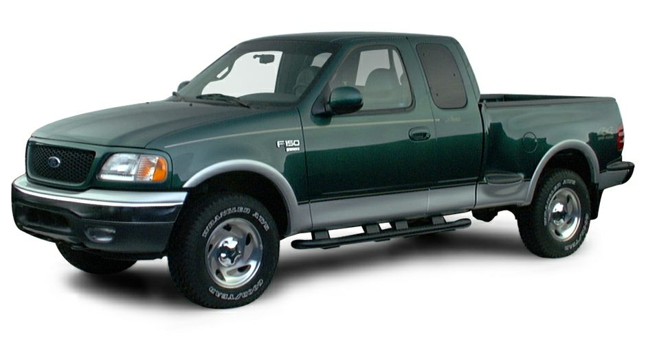 2000 ford f 150 lariat 4x4 super cab flareside 138 8 in. Black Bedroom Furniture Sets. Home Design Ideas