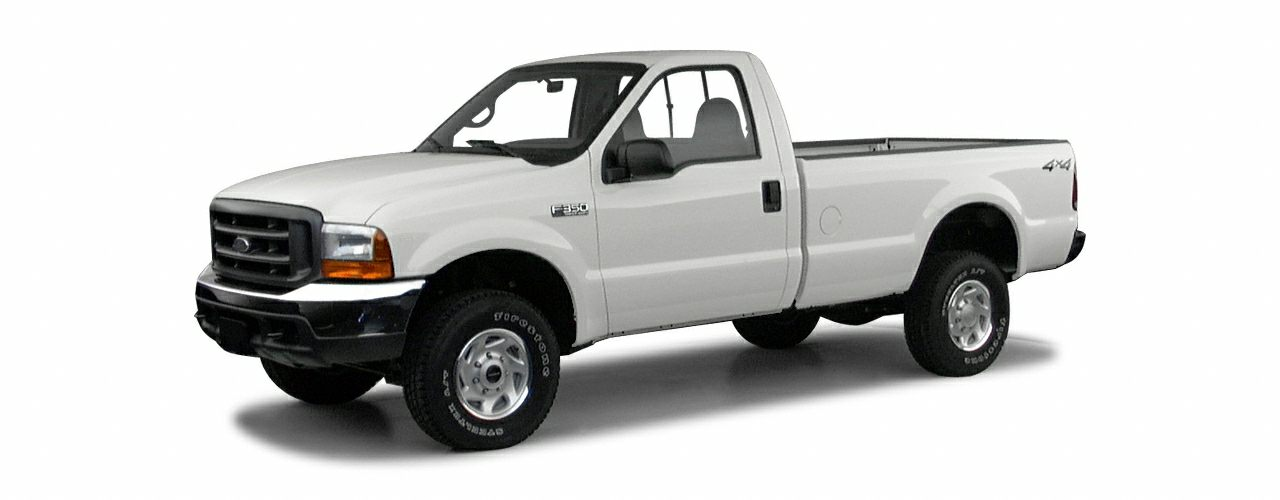 2000 Ford F-350 Exterior Photo