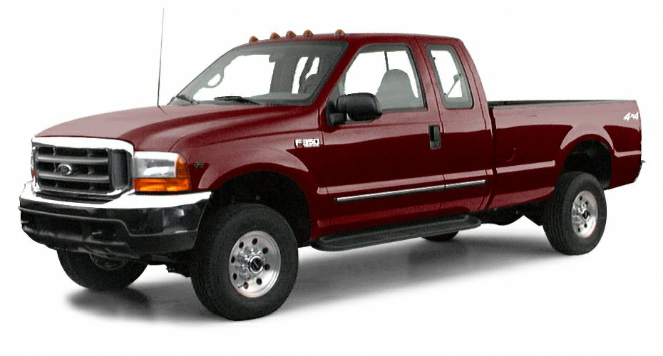 2000 ford f 350 xl 4x4 sd super cab 158 in wb drw hd information. Black Bedroom Furniture Sets. Home Design Ideas