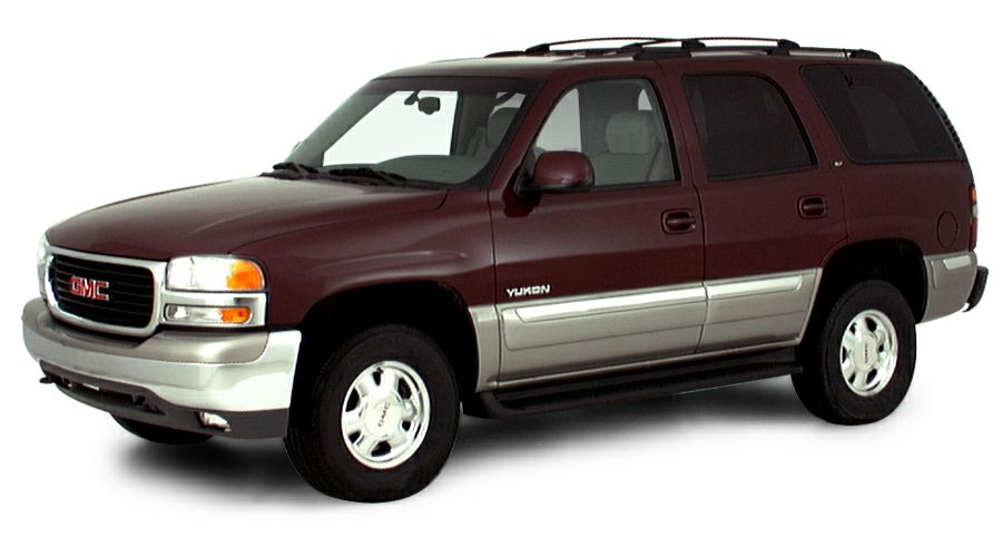 2000 GMC Yukon Information
