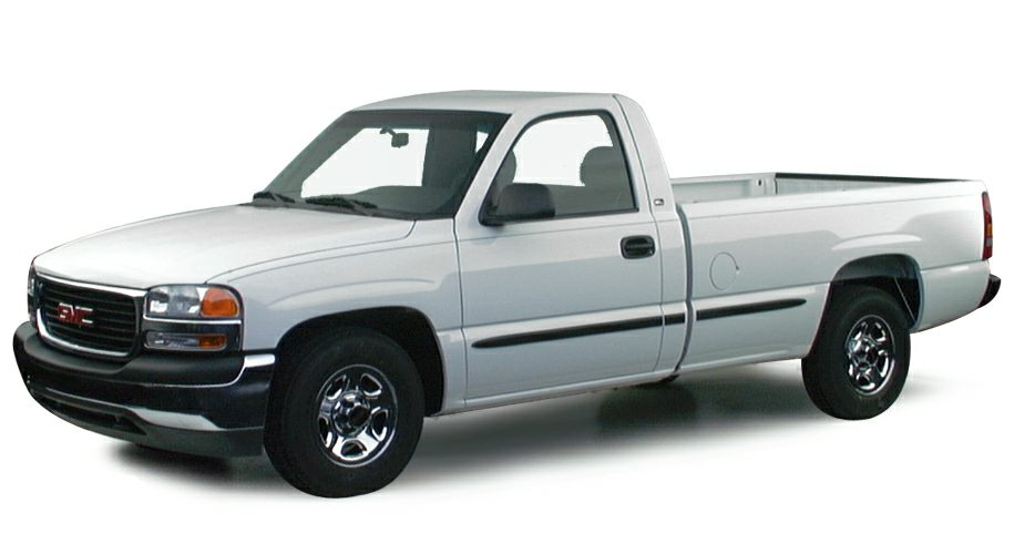 2016 Gmc Sierra 1500 Regular Cab >> 2000 GMC Sierra 1500 SL 4x2 Regular Cab 6.6 ft. box 119 in. WB Information