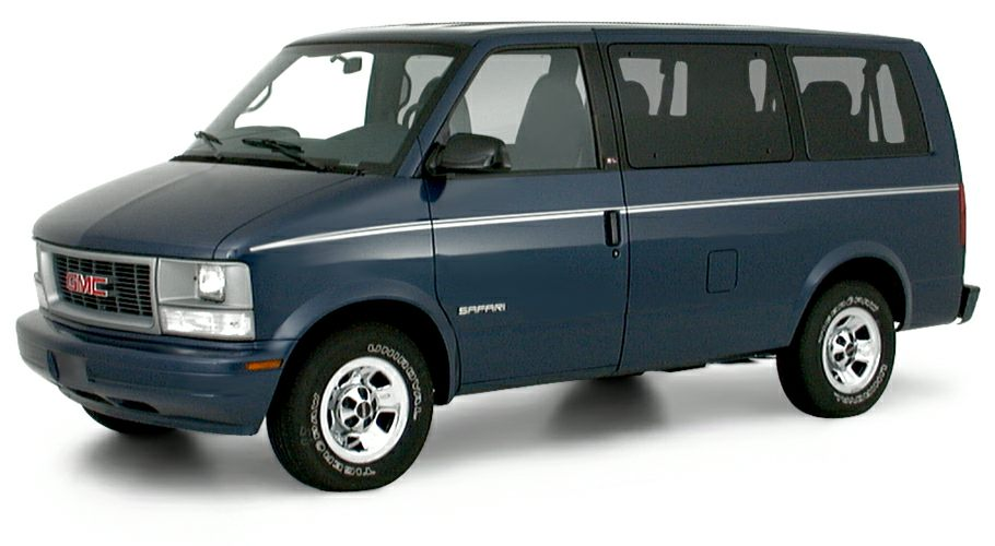2000 GMC Safari Exterior Photo