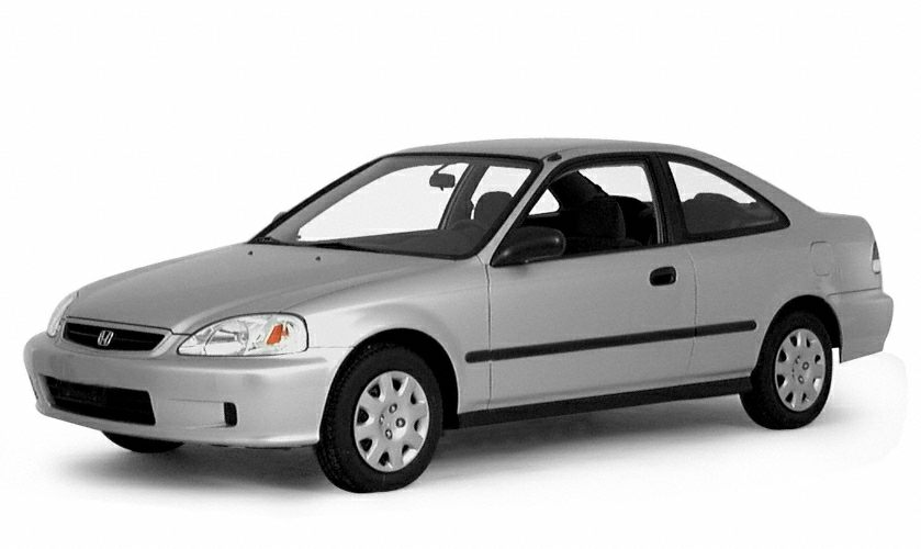 2000 Honda Civic Information