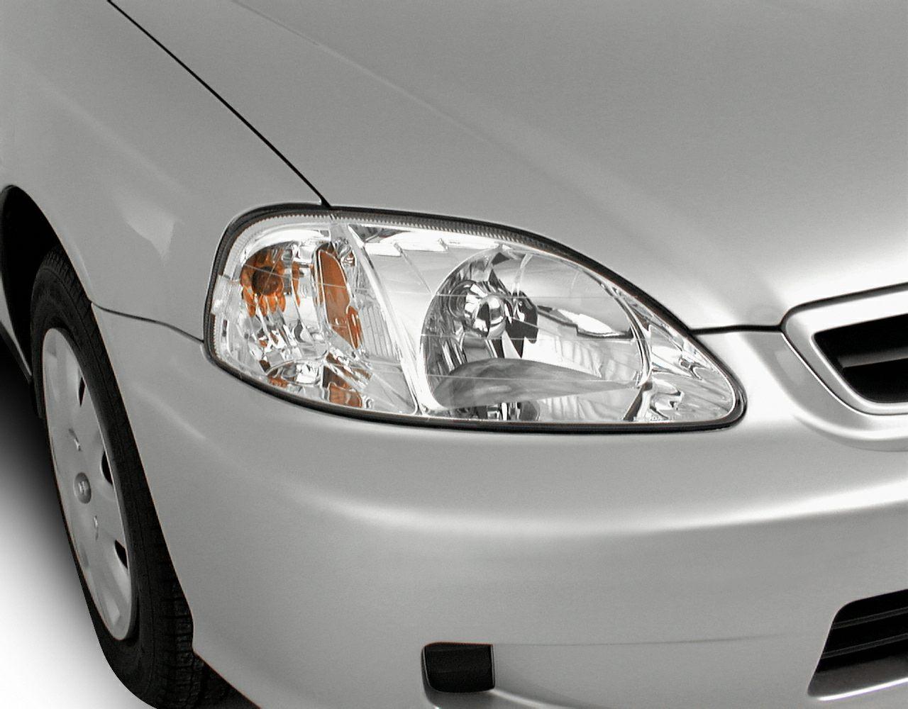 2000 Honda Civic Exterior Photo