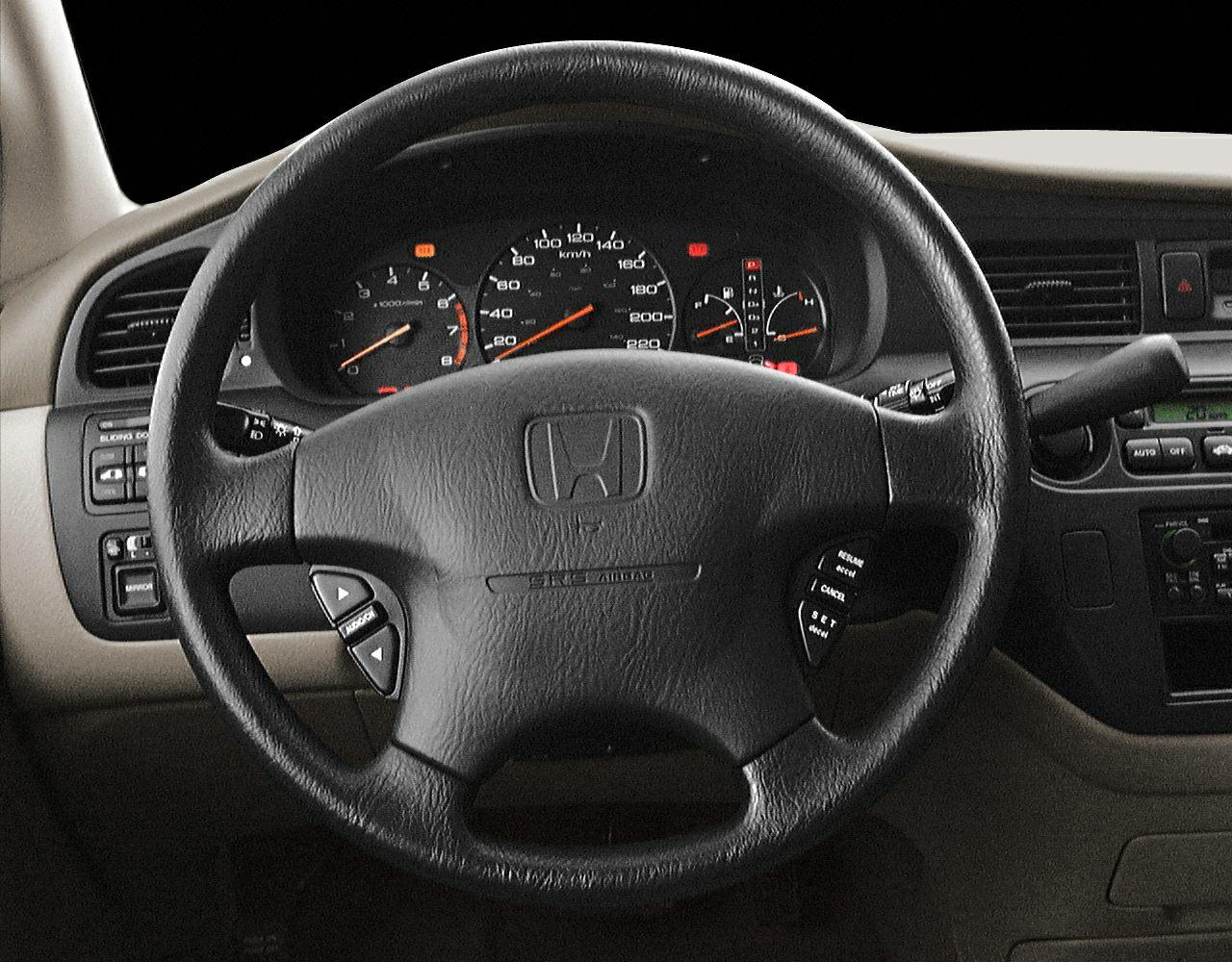 2000 Honda Odyssey Pictures