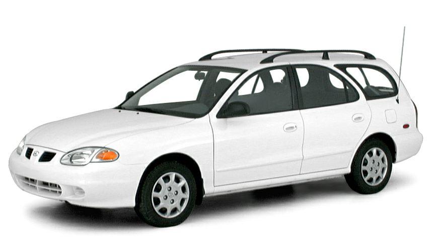 2000 Hyundai Elantra Gls 4dr Station Wagon Information