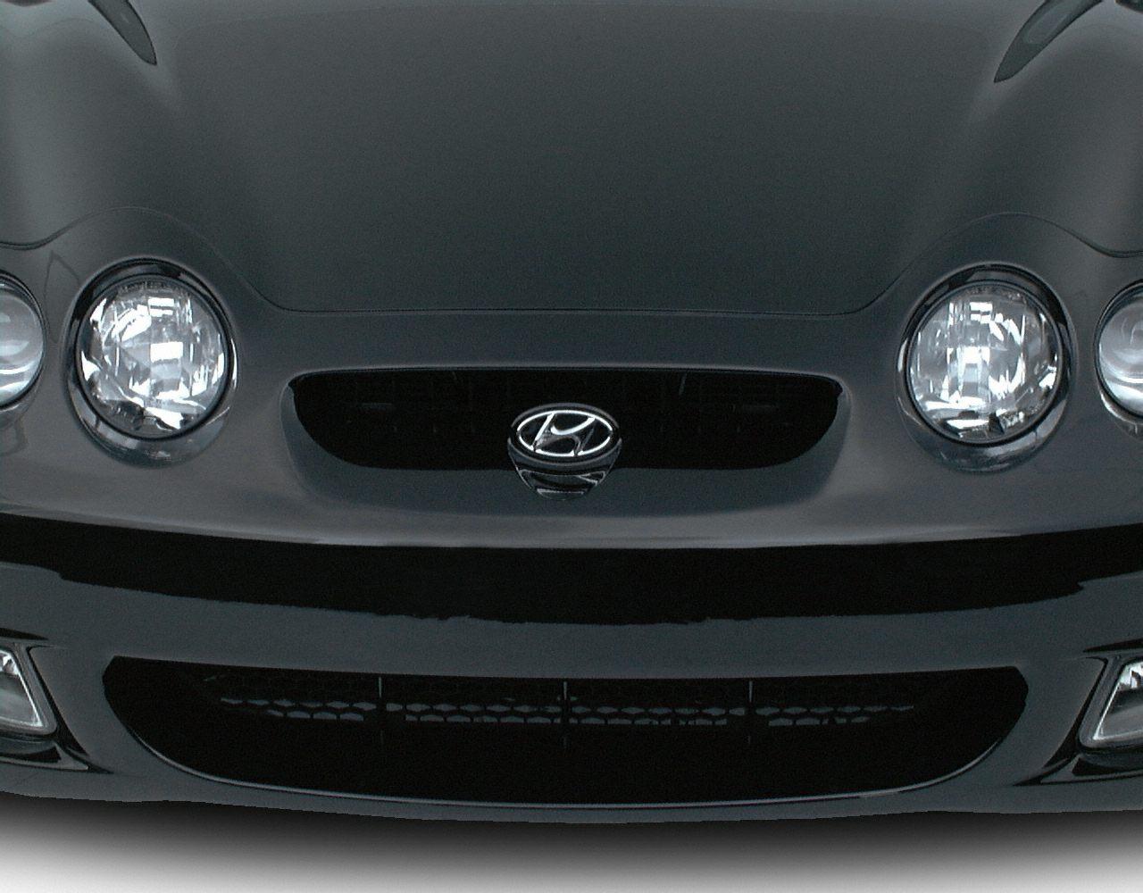 2000 Hyundai Tiburon Exterior Photo