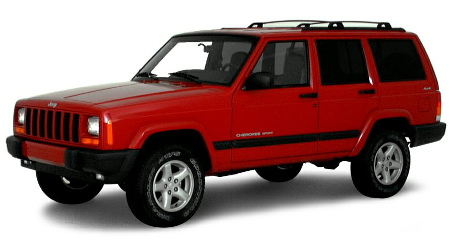 2000 Jeep Cherokee SE 4dr 4x4 Information