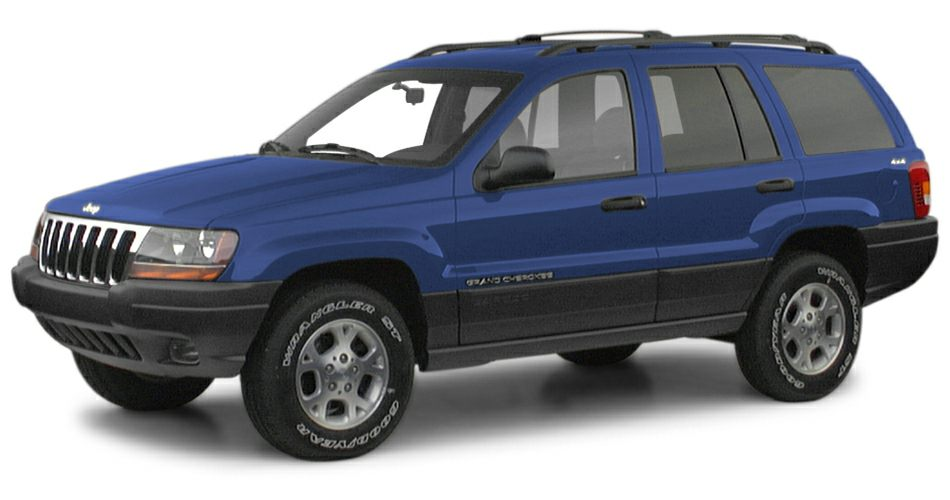 2000 Jeep Grand Cherokee Pictures