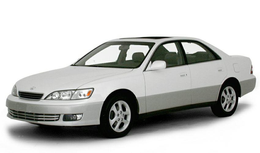 2000 Lexus Es 300 Pictures