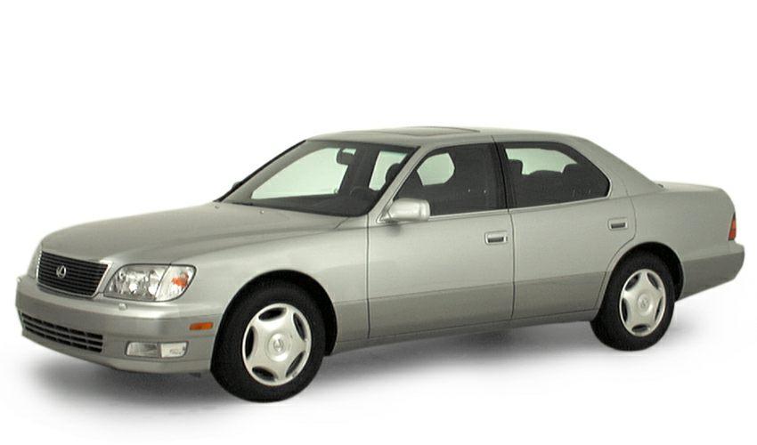 2000 Lexus LS 400 Exterior Photo