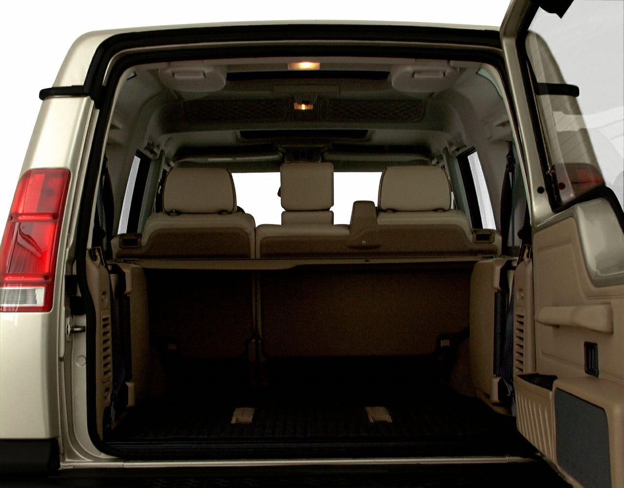 2000 Land Rover Discovery Exterior Photo