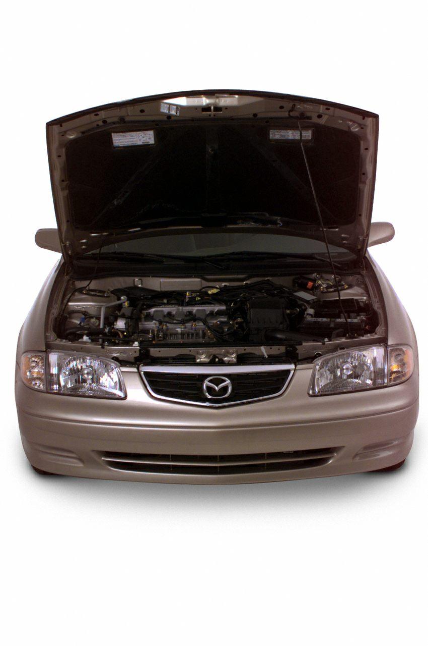 2000 Mazda 626 Exterior Photo