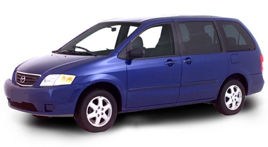 2000 Mazda MPV Exterior Photo