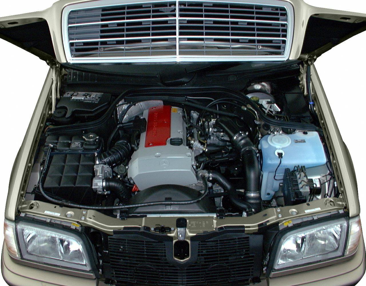 2000 Mercedes Benz C Class Kompressor C230 4dr Sedan Pictures