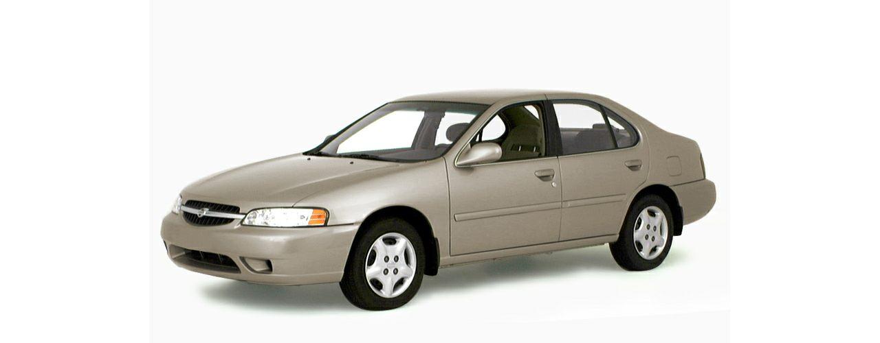 2000 Nissan Altima Exterior Photo
