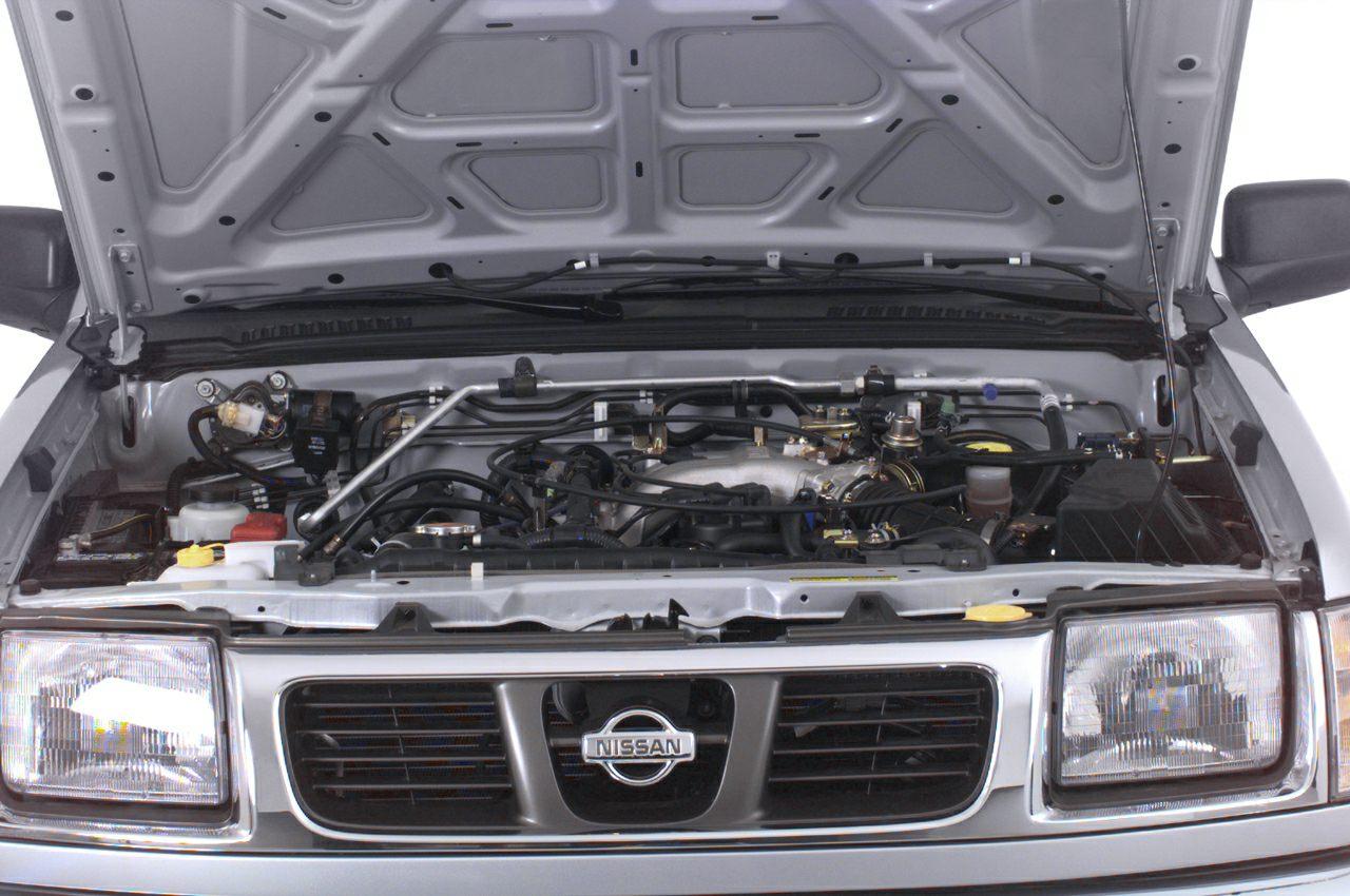 2000 Nissan Frontier Exterior Photo