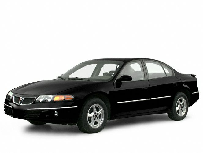 2000 Pontiac Bonneville Exterior Photo