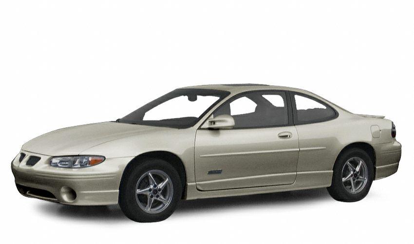 2000 Pontiac Grand Prix Gtp 2dr Coupe Pictures