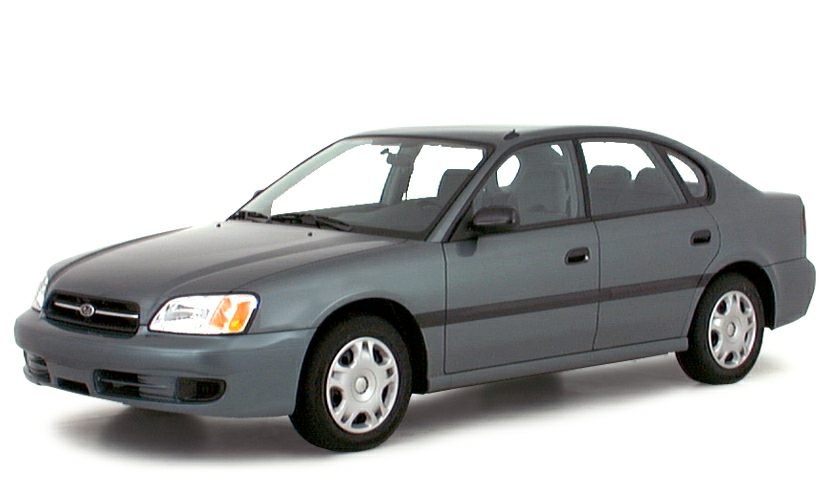 2000 Subaru Legacy Information