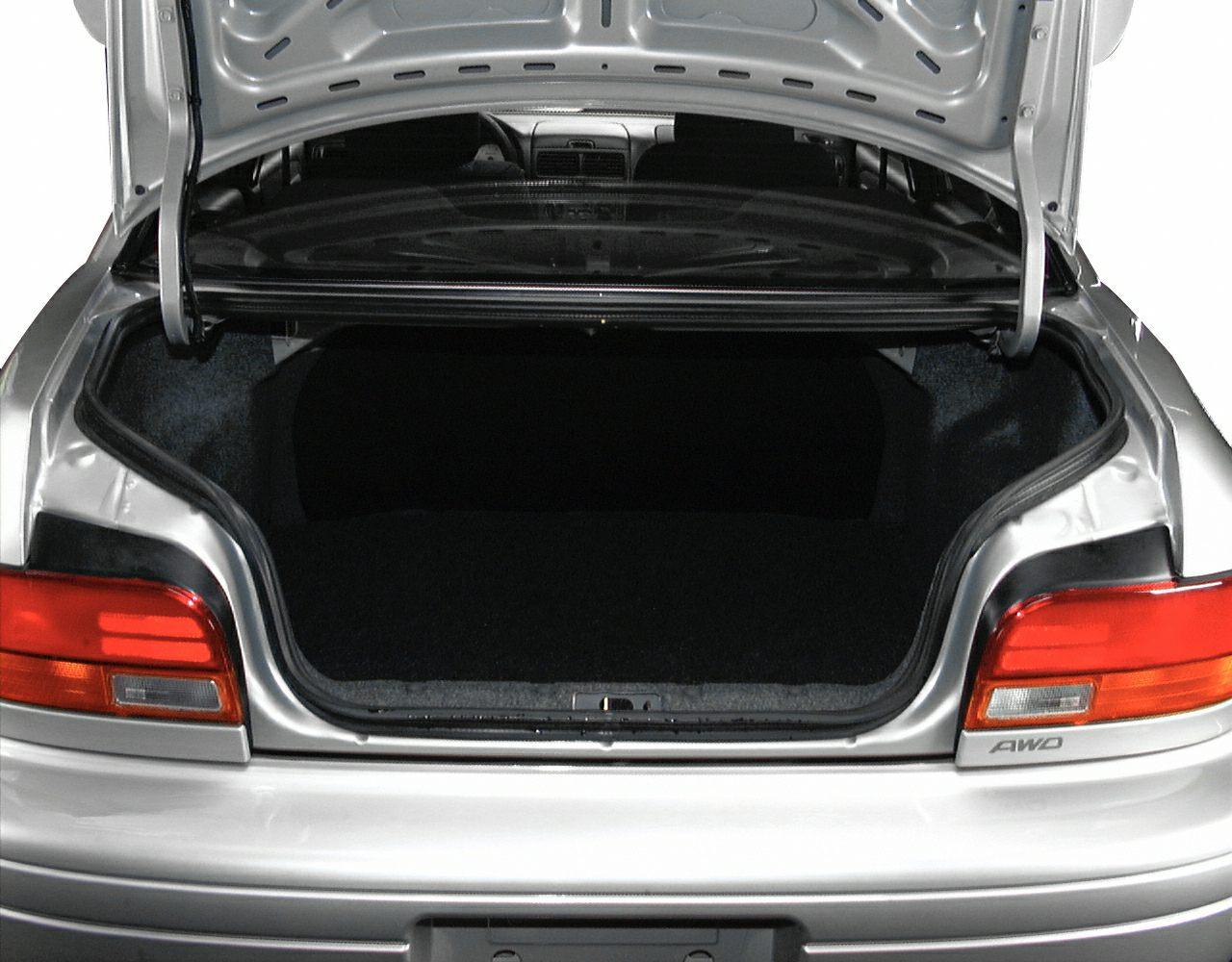 2000 Subaru Impreza Exterior Photo