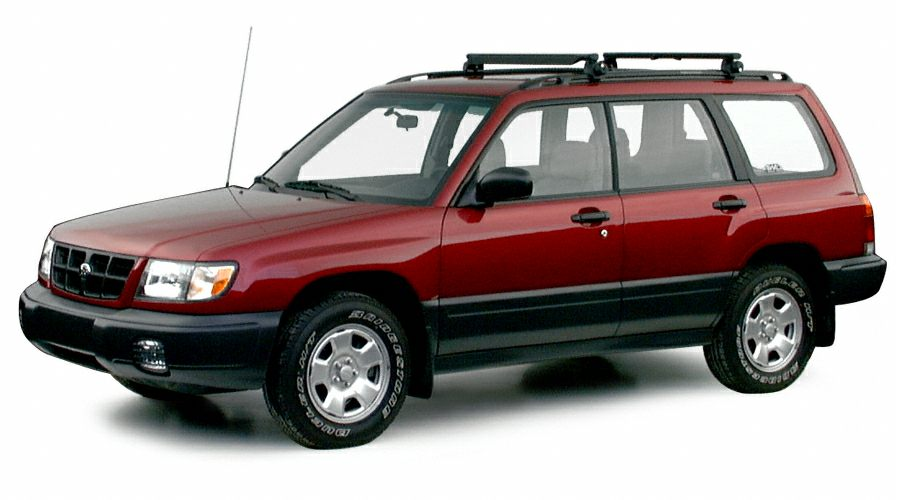 2000 Forester
