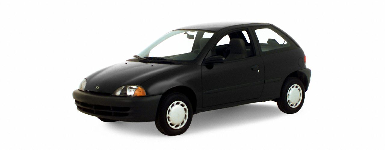 2000 Suzuki Swift Exterior Photo