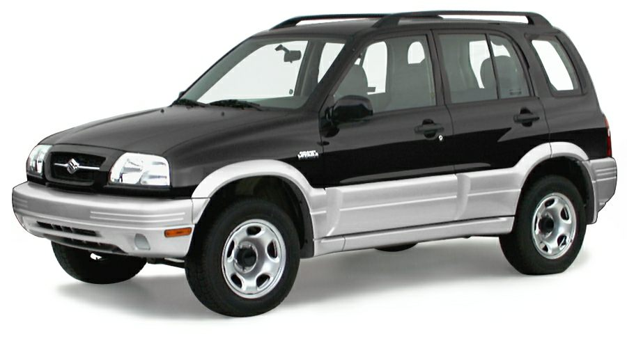2000 Suzuki Grand Vitara Exterior Photo