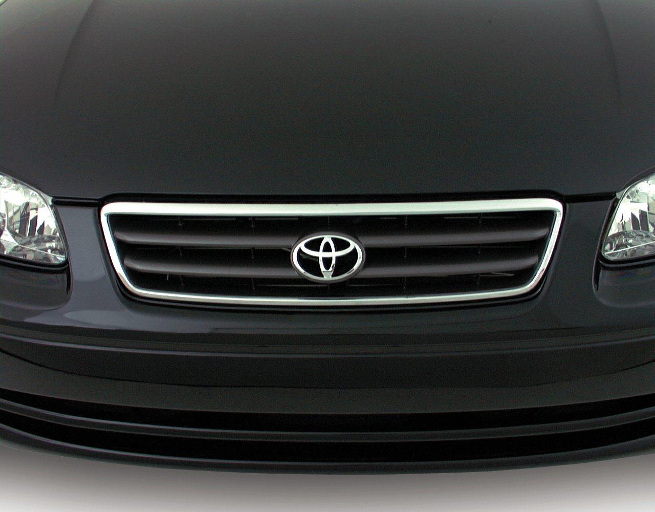 2000 Toyota Camry Exterior Photo