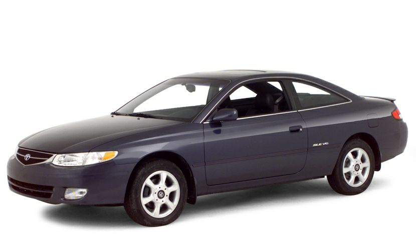 1999 toyota camry solara for sale aol autos autos post. Black Bedroom Furniture Sets. Home Design Ideas