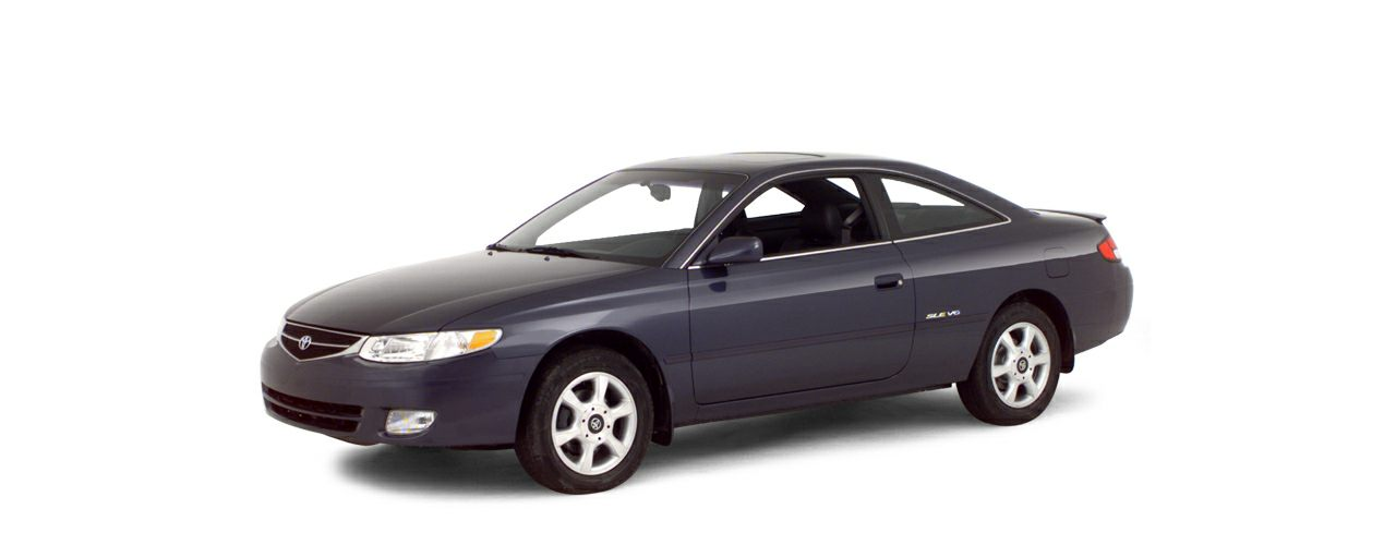 2000 toyota camry solara sle v6 2dr coupe pictures. Black Bedroom Furniture Sets. Home Design Ideas
