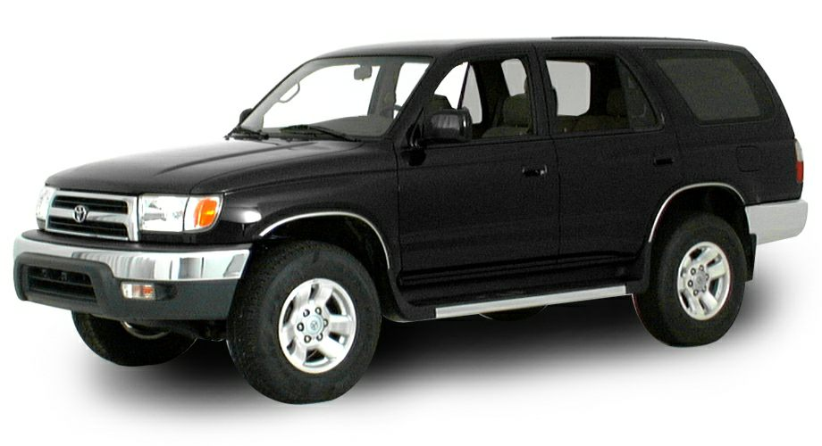2000 Toyota 4Runner Exterior Photo