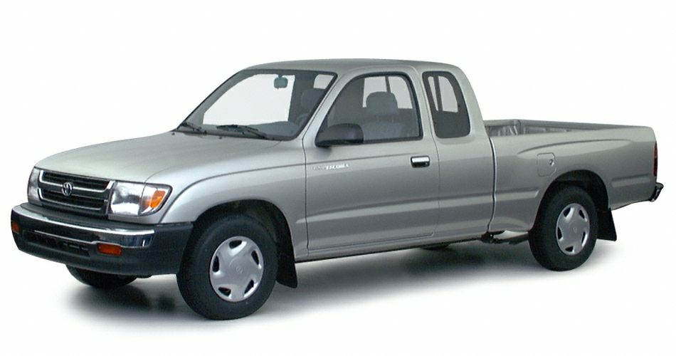 2000 Toyota Tacoma Base 4x2 Xtracab 121 9 In Wb Information
