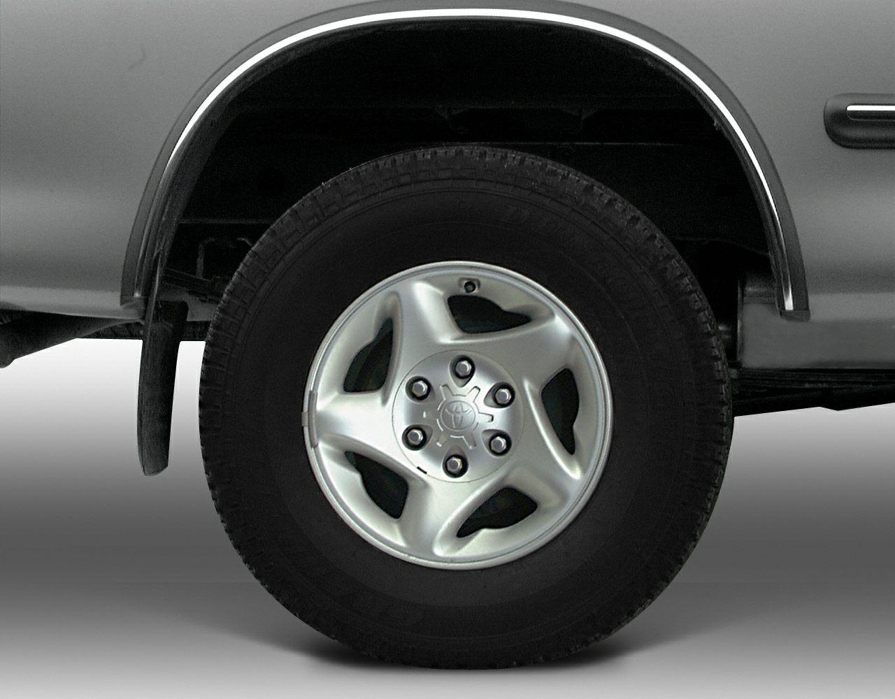 2000 Toyota Tundra Exterior Photo