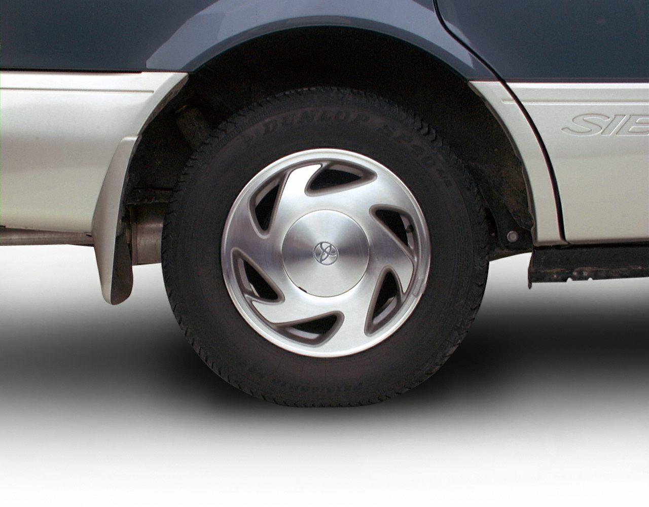 2000 Toyota Sienna Exterior Photo