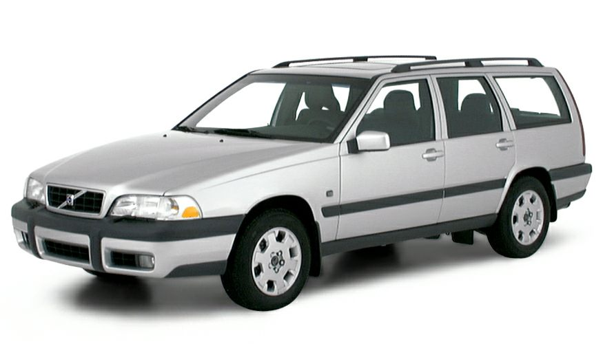 2000 volvo v70 xc se 4dr all