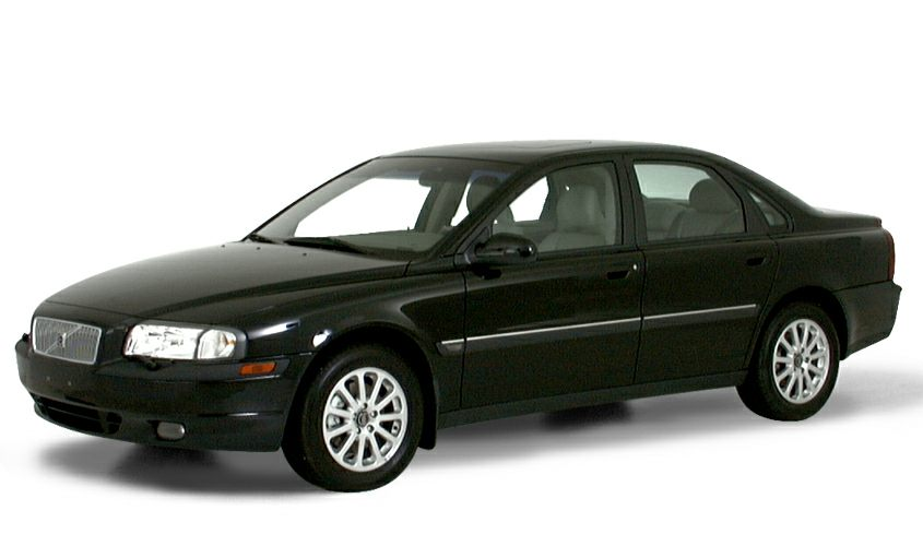 2000 volvo s80 t 6 4dr sedan information. Black Bedroom Furniture Sets. Home Design Ideas
