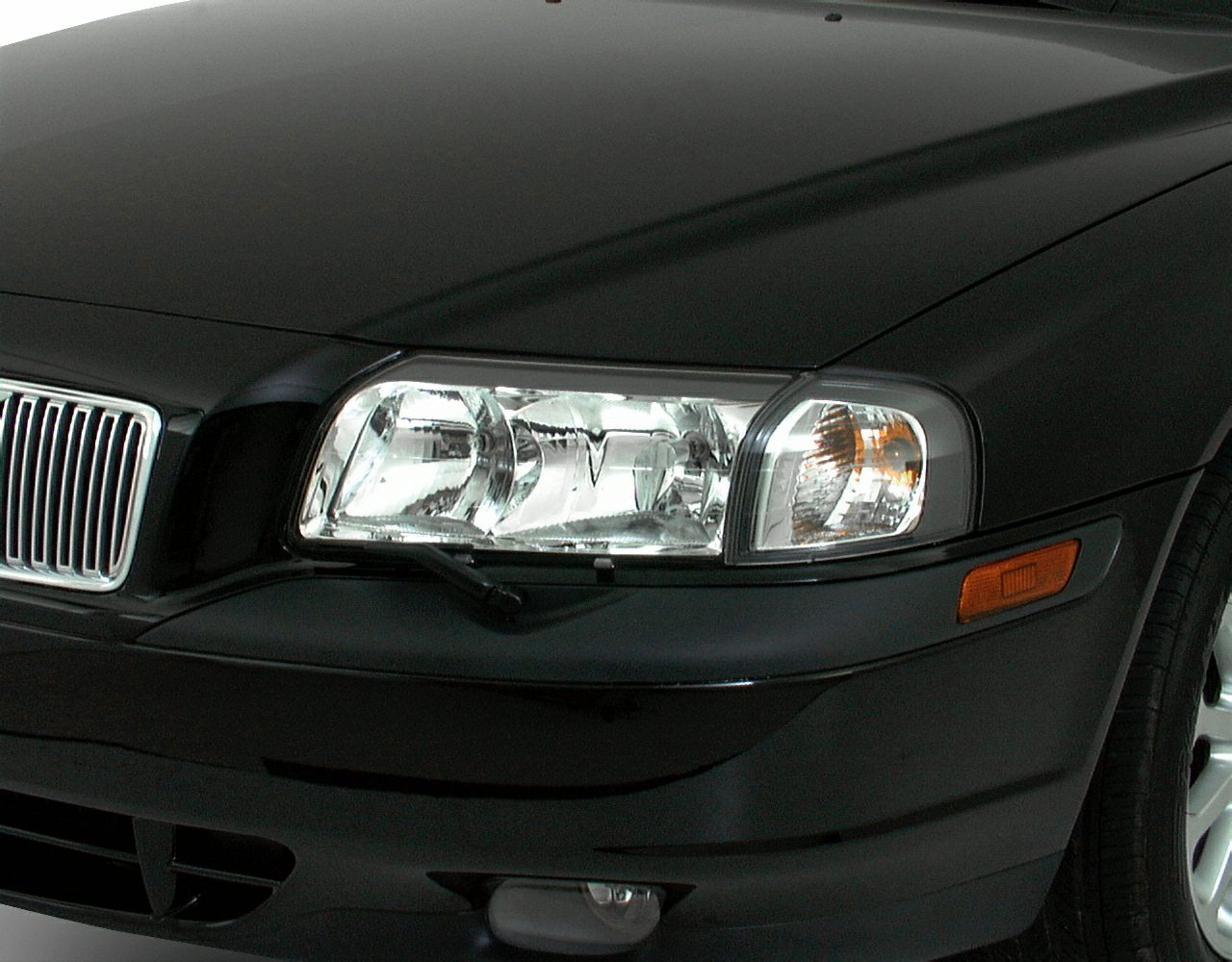 2000 Volvo S80 Exterior Photo