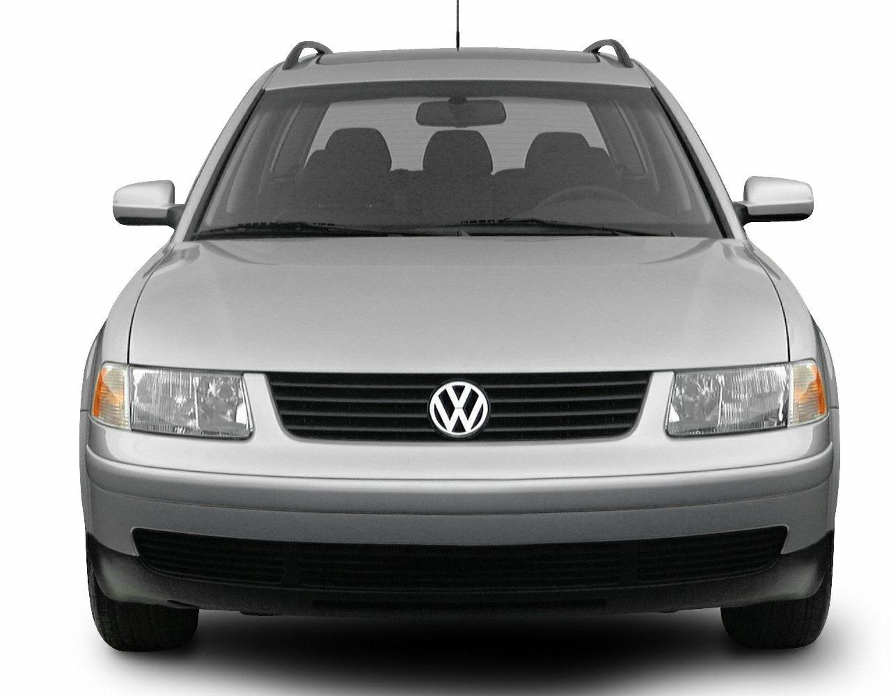 2000 Volkswagen Passat Exterior Photo