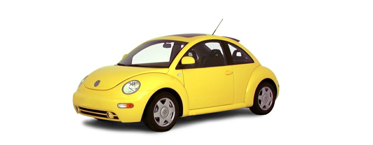 2000 volkswagen new beetle gls 1 8l turbo 2dr hatchback. Black Bedroom Furniture Sets. Home Design Ideas