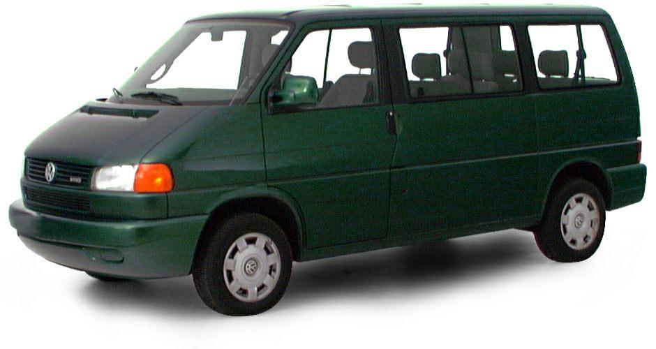 2000 Volkswagen EuroVan Exterior Photo