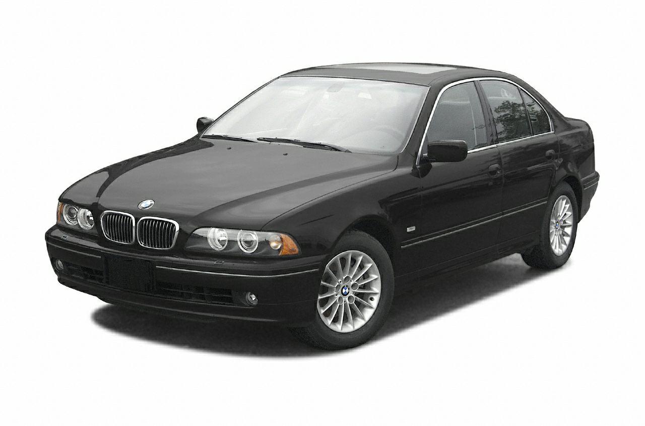 2003BMW540