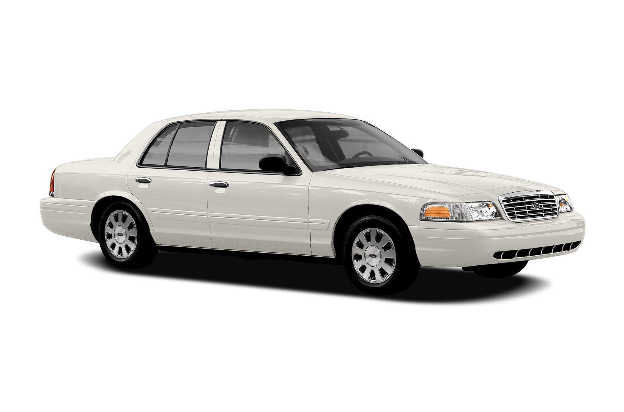 2007FordCrown Victoria