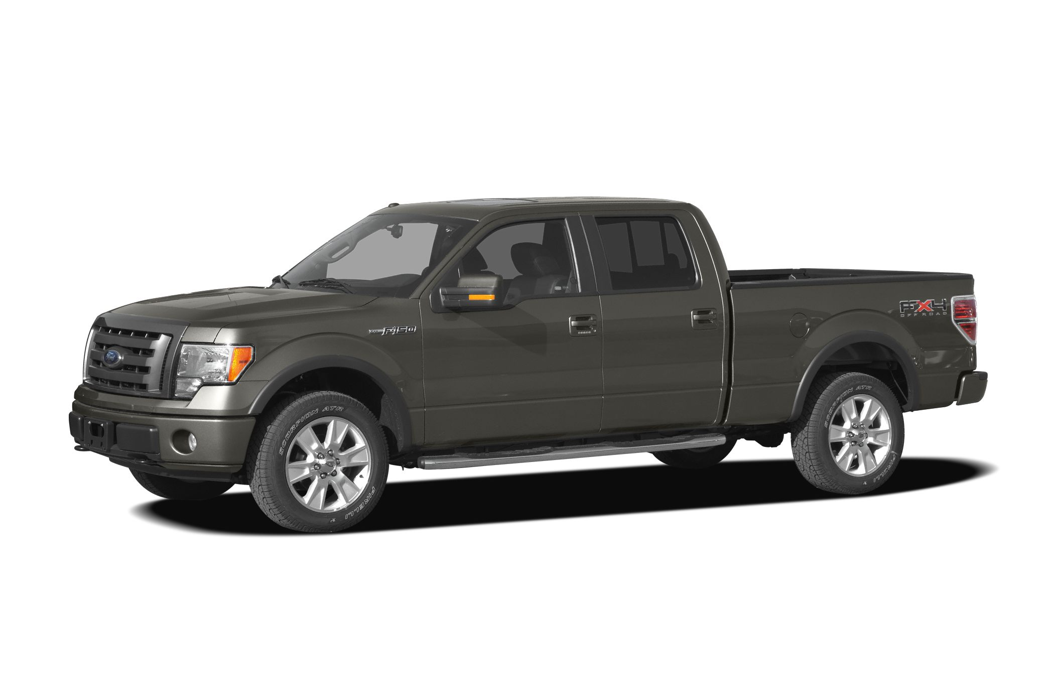2009FordF-150 SuperCrew